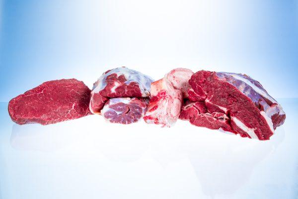 Rindfleisch-Paket